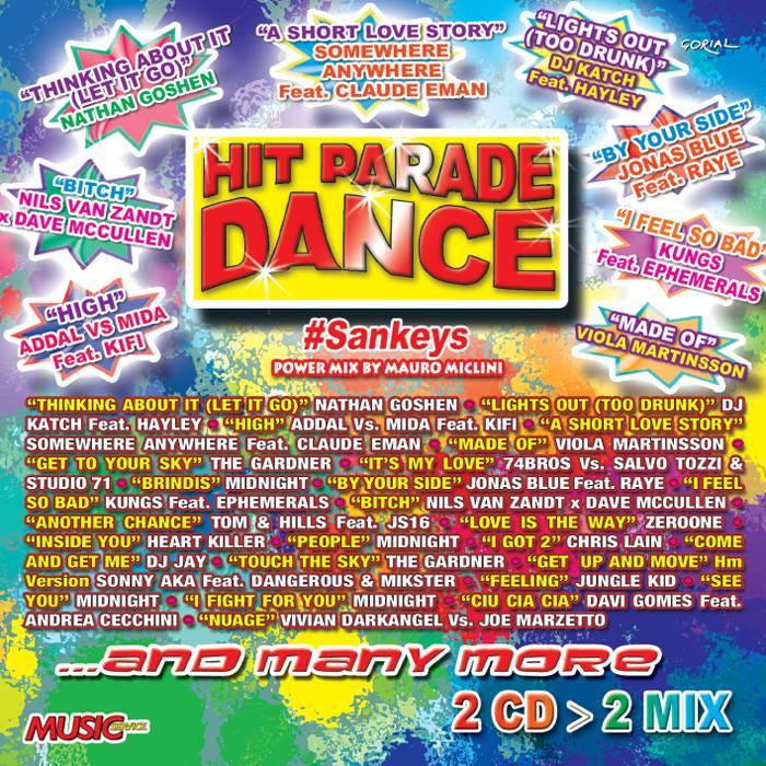 hitparade dance sankeys 2017
