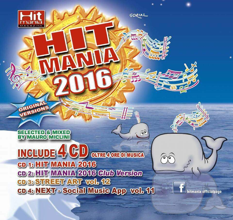 Hit Mania 2016 Stefano Maggio
